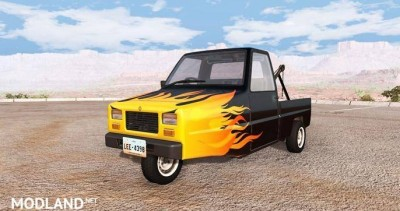 Ibishu Pigeon Towtruck v 1.1 [0.10.0], 1 photo